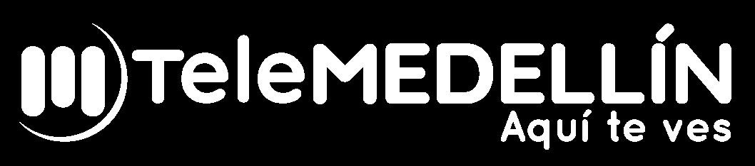 Logo Telemedellín Aquí Te Ves