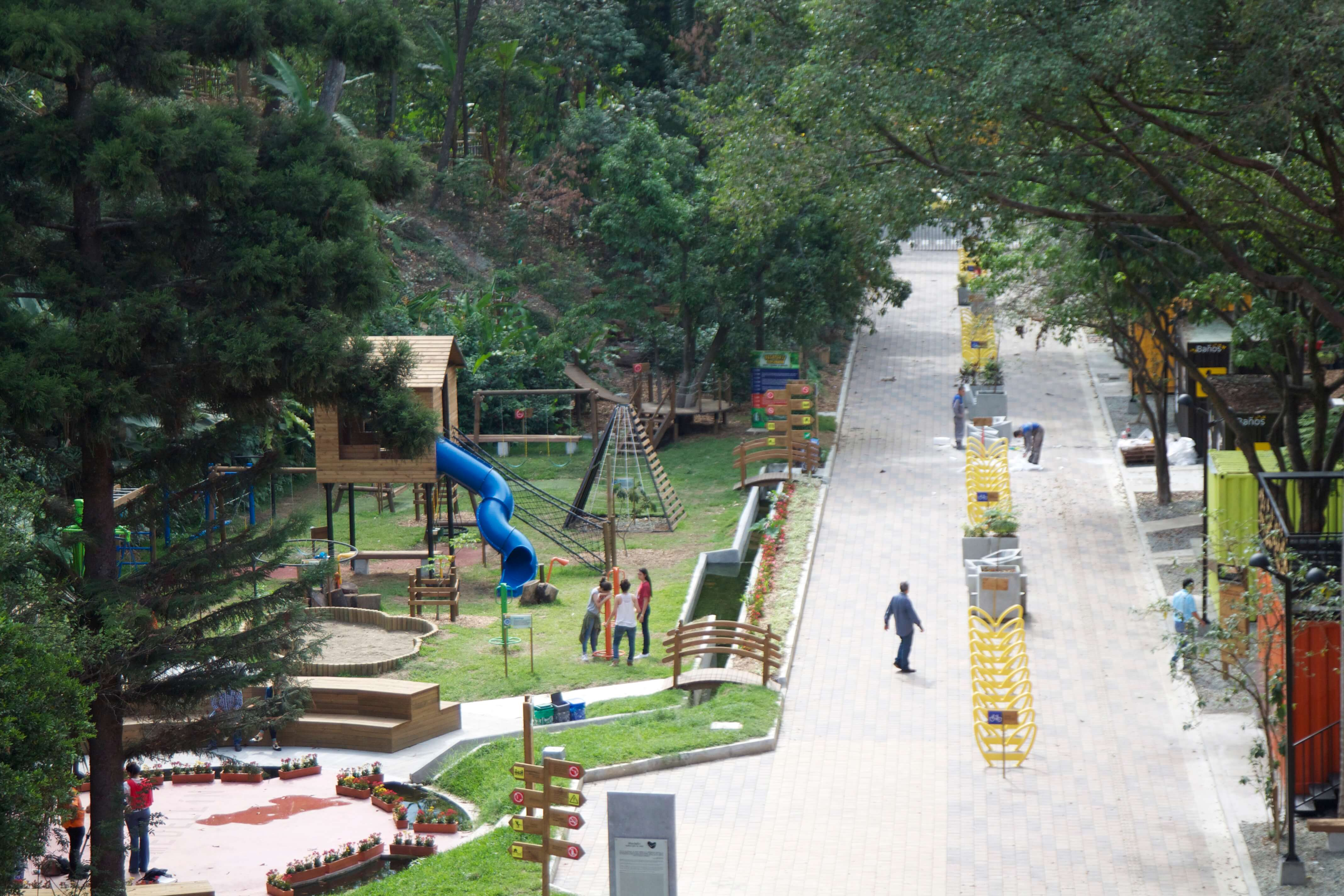 Canal Parque Gabriel García Márquez de Telemedellín abre de nuevo sus puertas