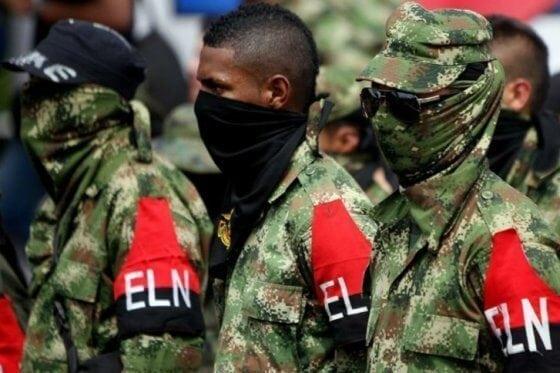 Eln anuncia paro armado por 72 horas en el oriente de Colombia