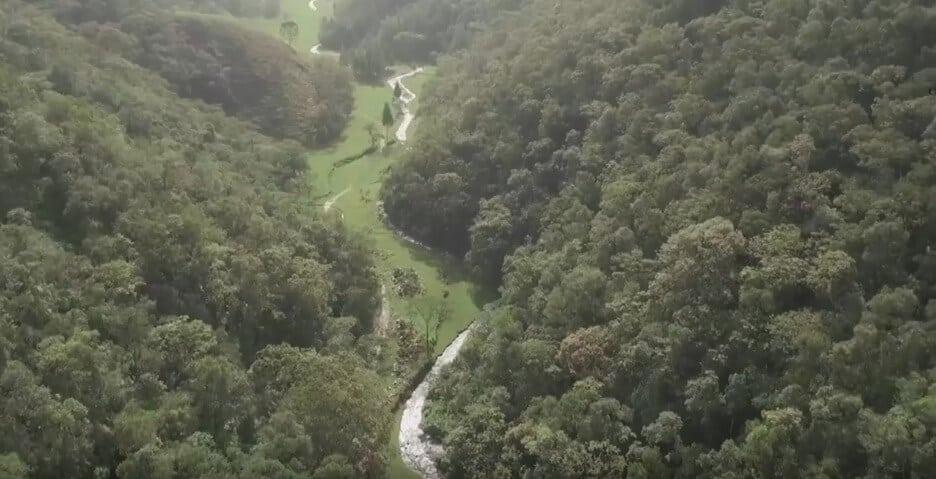En el Alto de San Miguel se busca fortalecer el turismo rural
