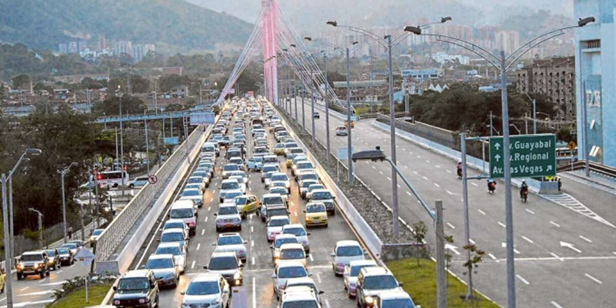 Durante Semana Santa no habrá pico y placa en Medellín