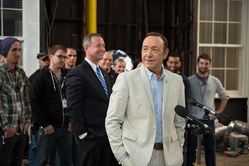 Netflix anunció el fin del vínculo profesional con Kevin Spacey