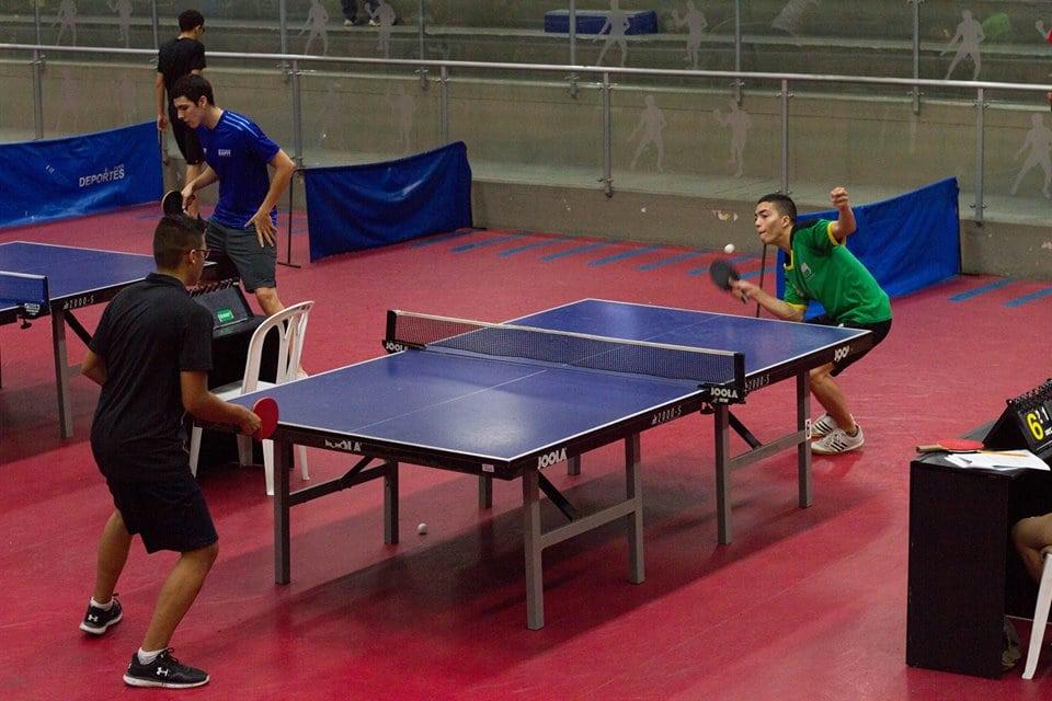 Torneo top colombia de tenis de mesa iniciar este domingo en medell n - Torneo tenis de mesa ...