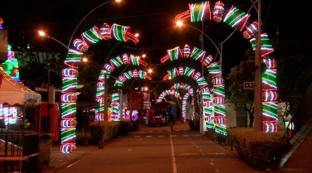 Este 2 de diciembre se encenderá el alumbrado navideño en Medellín