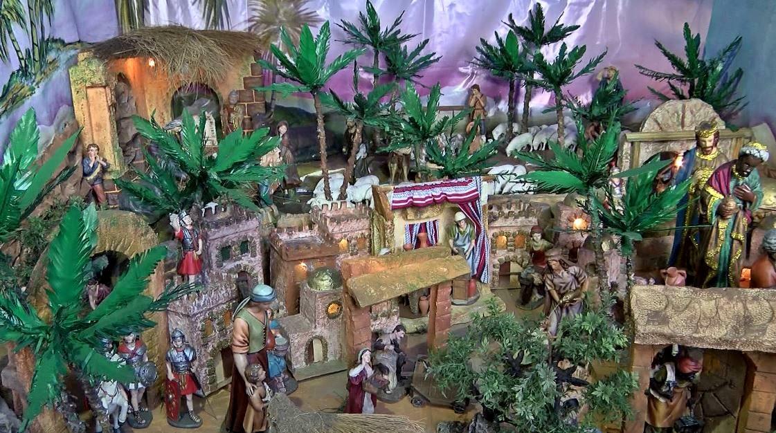 ebb7c6ca81626 Regresa el tradicional concurso de pesebres navideños de Telemedellín
