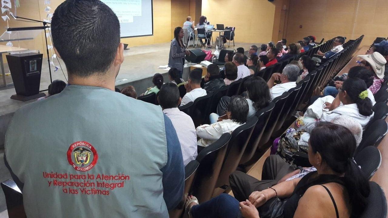 2.598 víctimas del conflicto armado serán indemnizadas en Antioquia