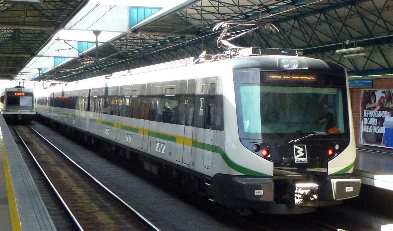 Investigan fallas en el Metro de Medellín para descartar que se trate de plan de sabotaje