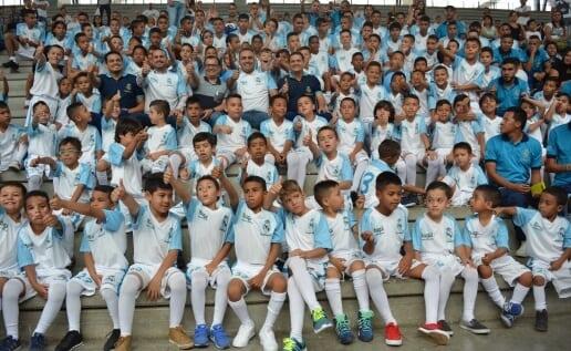 Abren inscripciones gratuitas endisciplinas deportivas para los niños en Itagüí