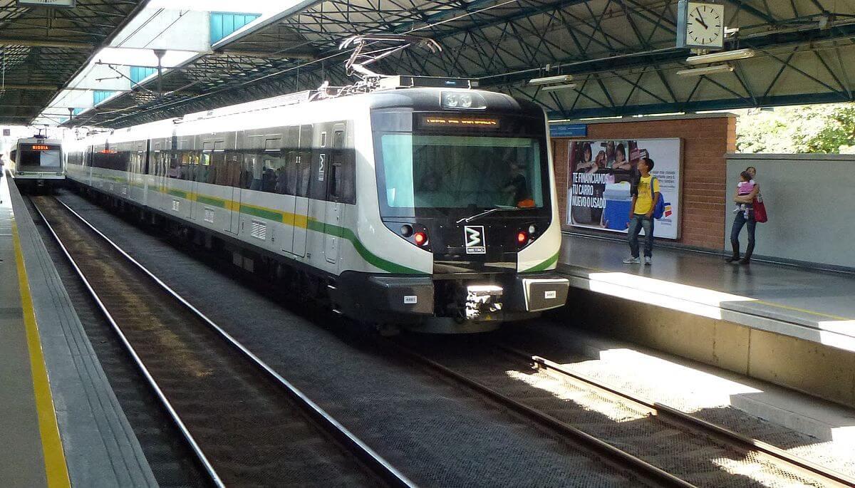 Metro de Medellín opera únicamente entre Niquía y San Antonio