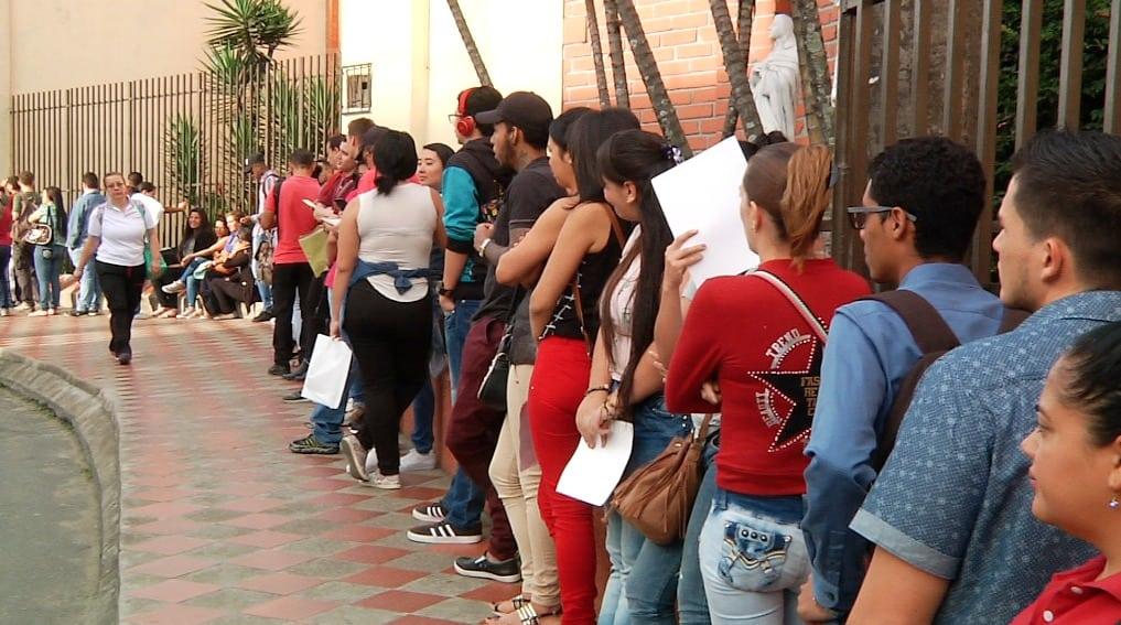 2.400 vacantes laborales presentará la Oficina Pública de Empleo en Medellín