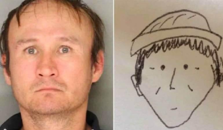 Policía atrapó a un ladrón gracias a cómico retrato hablado