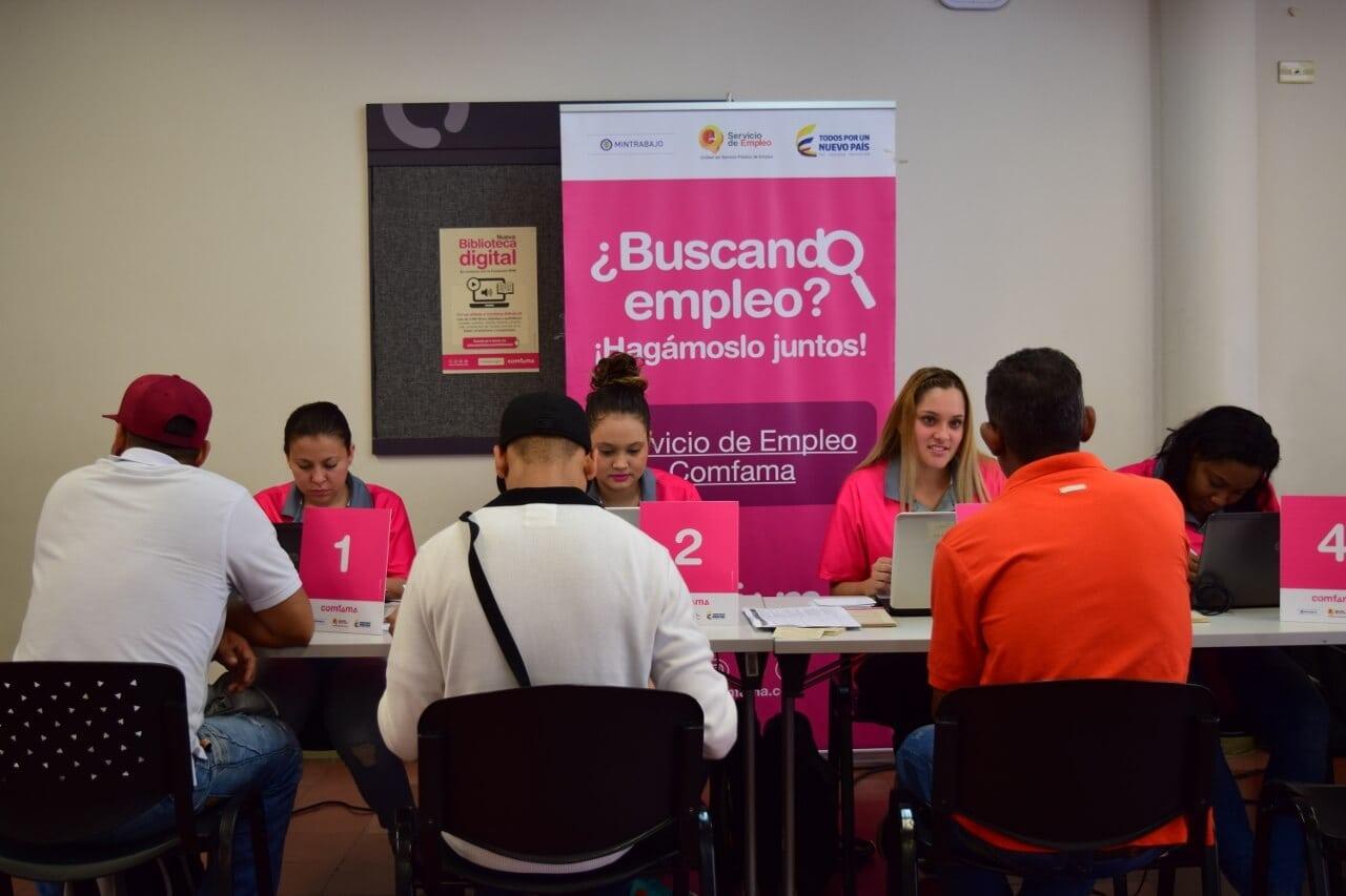 Estas son las ofertas laborales disponibles para abril en Antioquia