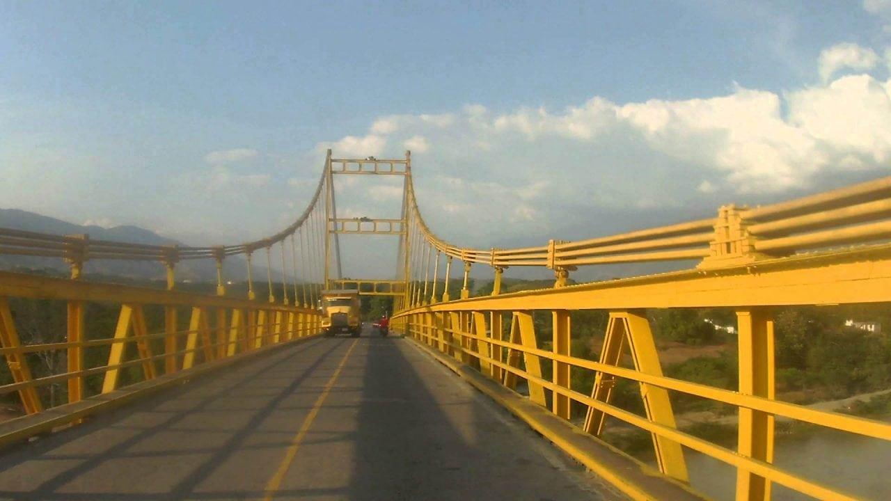 Preste atención al cierre que tendrá el puente de Santa Fe de Antioquia