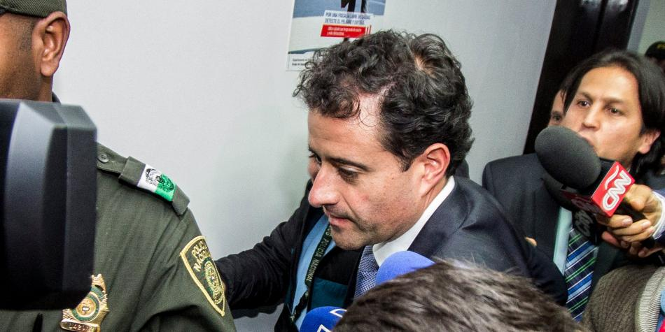 Francisco Uribe Noguera fue absuelto disciplinariamente por el caso Yuliana Samboní