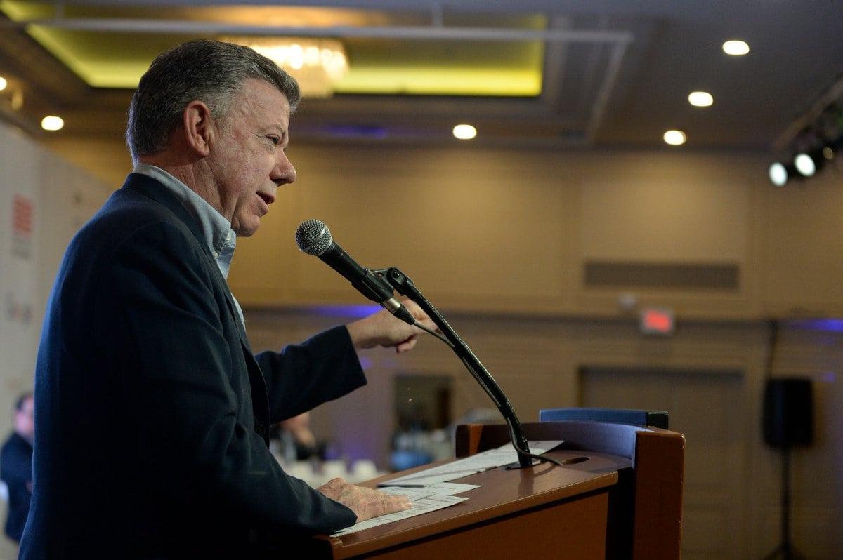 Santos afirmó que periodistas de El Comercio fueron asesinados en Colombia