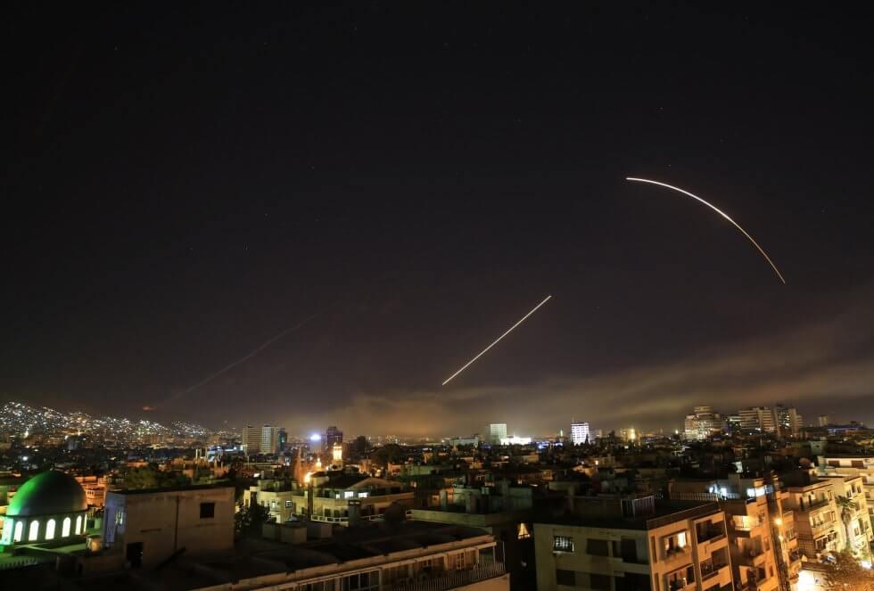 """Tras el ataque a Siria, Donald Trump afirmó que fue una """"misión cumplida"""""""
