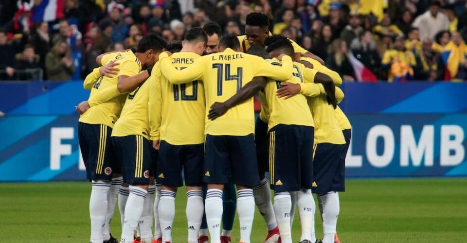 Definidos los preseleccionados de la Selección Colombia para el Mundial