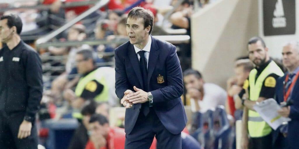 Julen Lopetegui es el nuevo director técnico del Real Madrid
