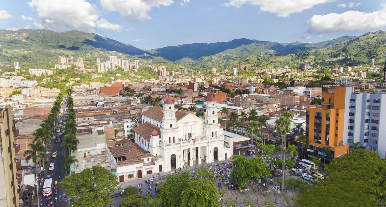 El municipio deEnvigado celebró sus 243 años de fundación