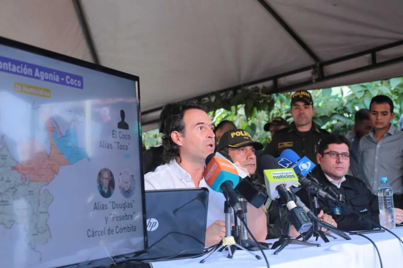 Cabecillas deberán responder por homicidios en la Comuna 13: Federico Gutiérrez