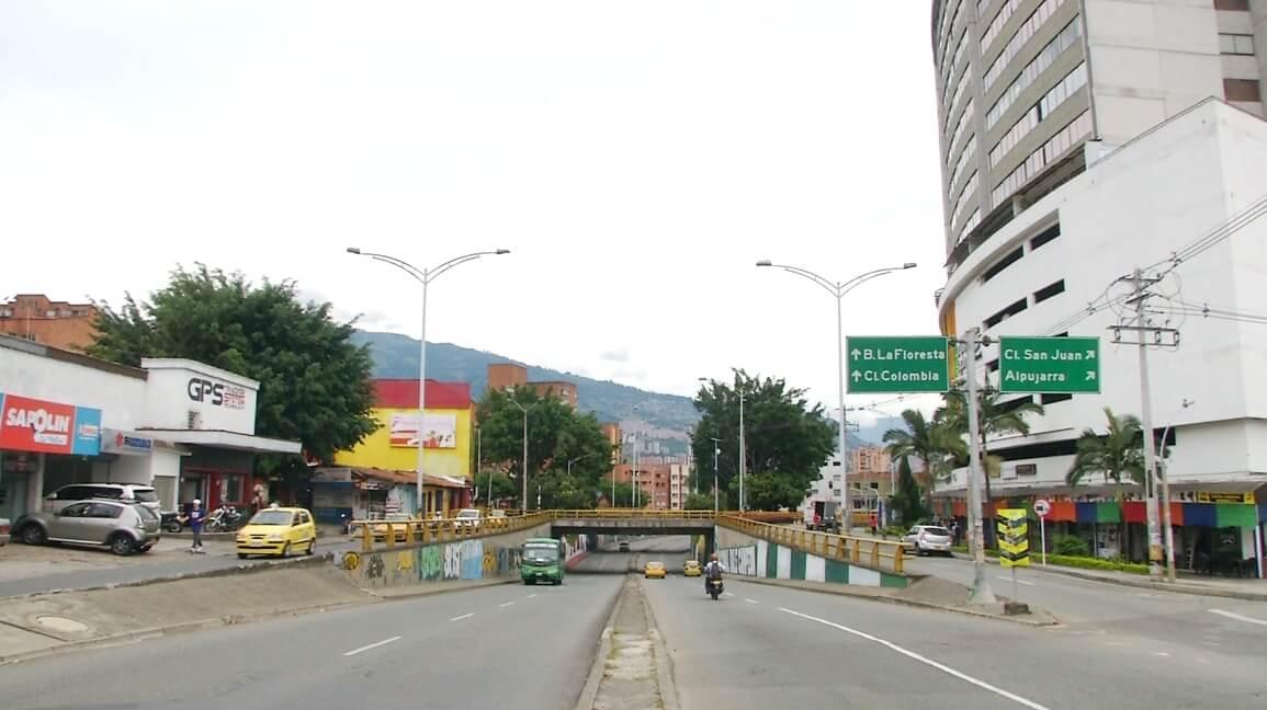 Medellín está nominado al Reto Nacional por la Seguridad Vial
