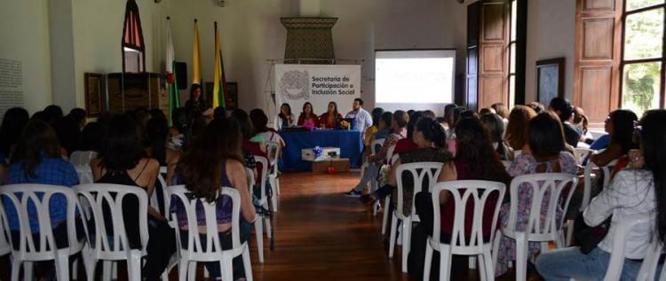 Inicia en Itagüí un nuevo curso para mujeres emprendedoras