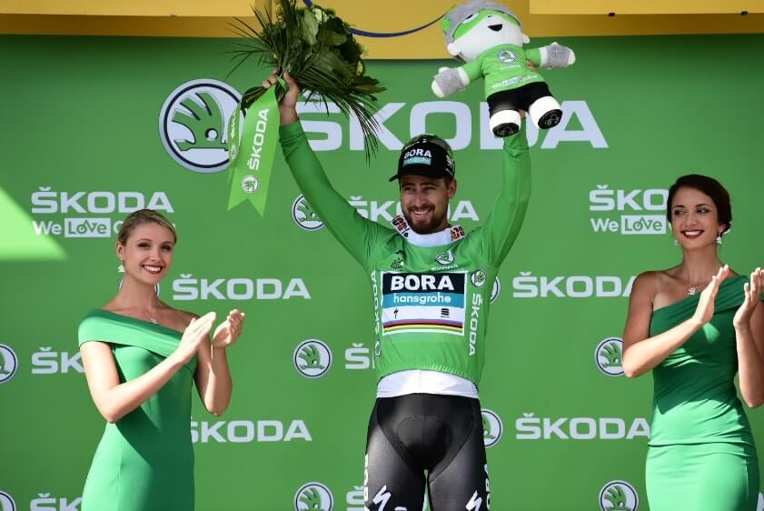 Peter Sagan ganó la quinta etapa del Tour de Francia