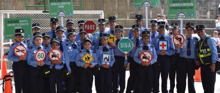 Itagüí es finalista en el Reto Nacional por la Seguridad Vial