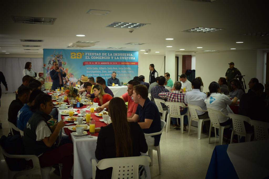 Las Fiestas de la Industria, el Comercio y la Cultura en Itagüí del 11 al 19 de agosto