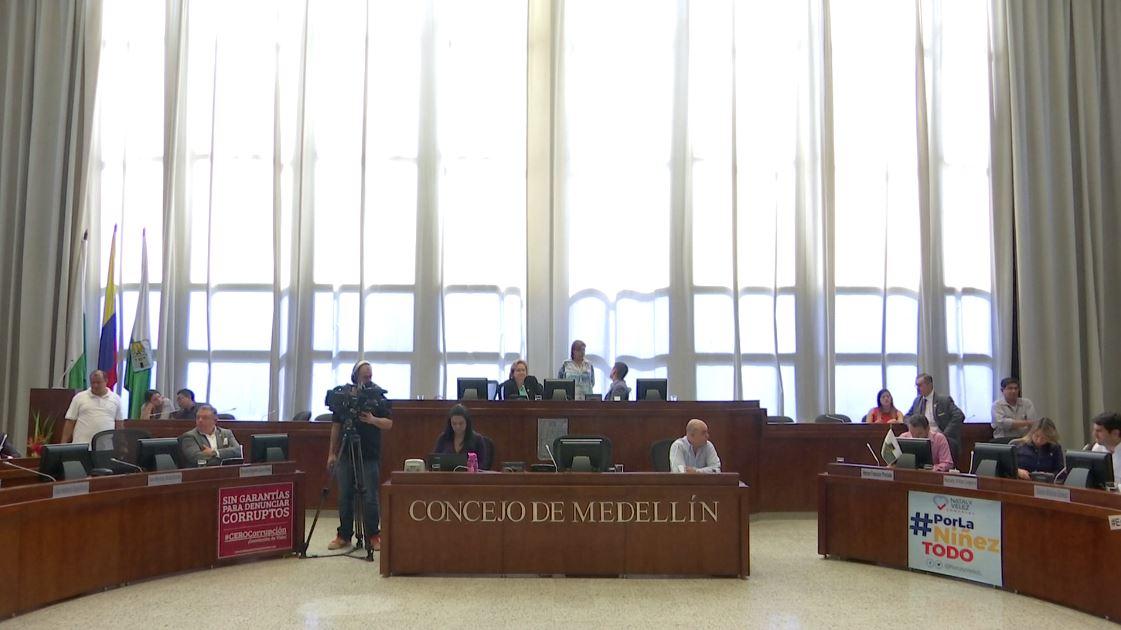 Concejo de Medellín socializó transferencias de EPM para presupuesto del 2020