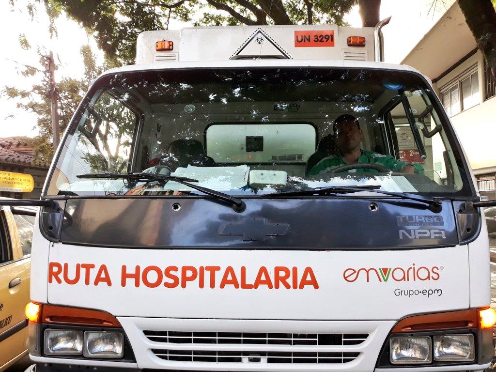 """Emvarias comenzó a implementar la """"ruta hospitalaria"""" en el Valle de Aburrá"""