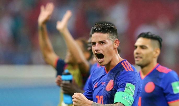 Medios italianos confirman acuerdo entre el Real Madrid y Napoli por James Rodríguez