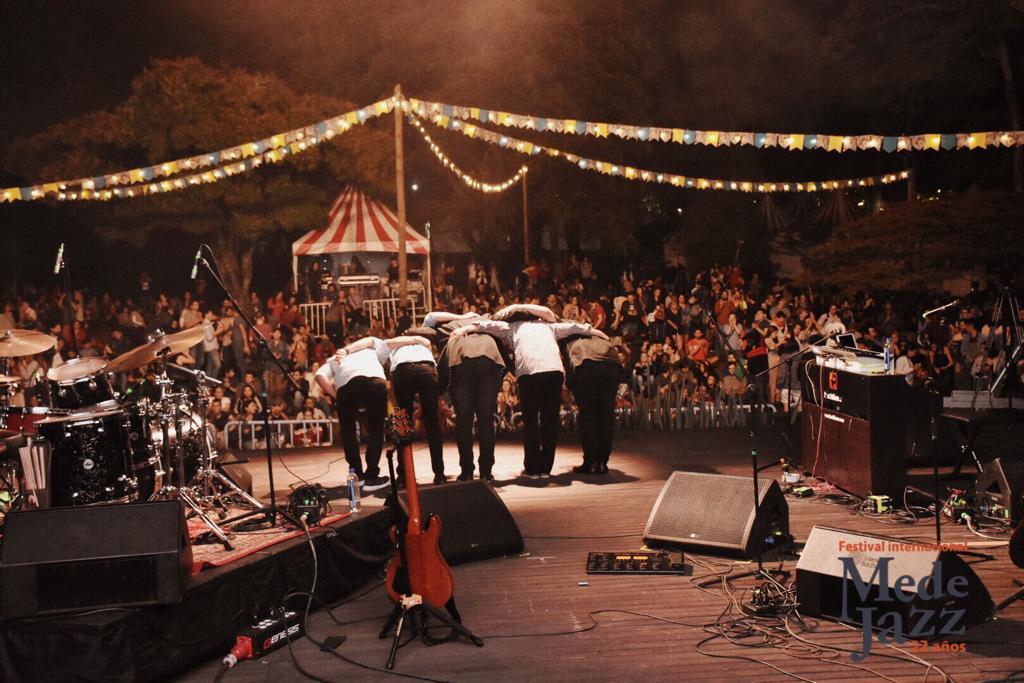 Medejazz pondrá a bailar a la Plaza Gardel este 13 de septiembre