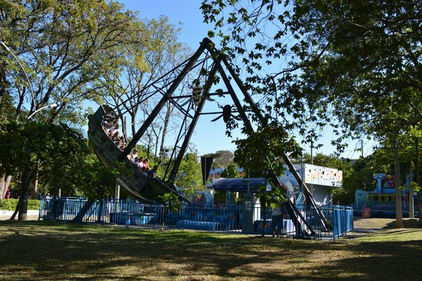 Ingreso gratuito al Parque Norte y al Aeroparque Juan Pablo II