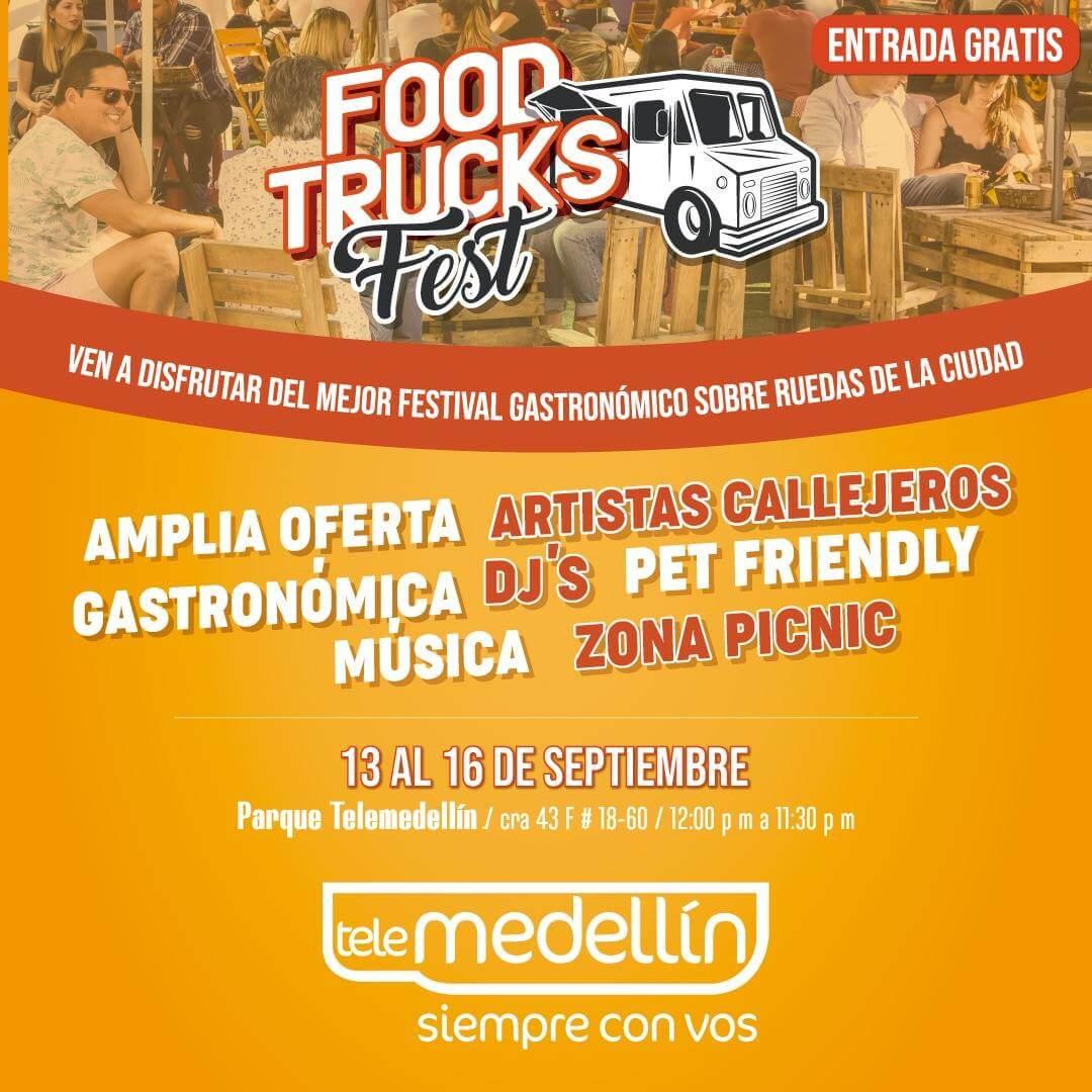 Food Trucks Fest