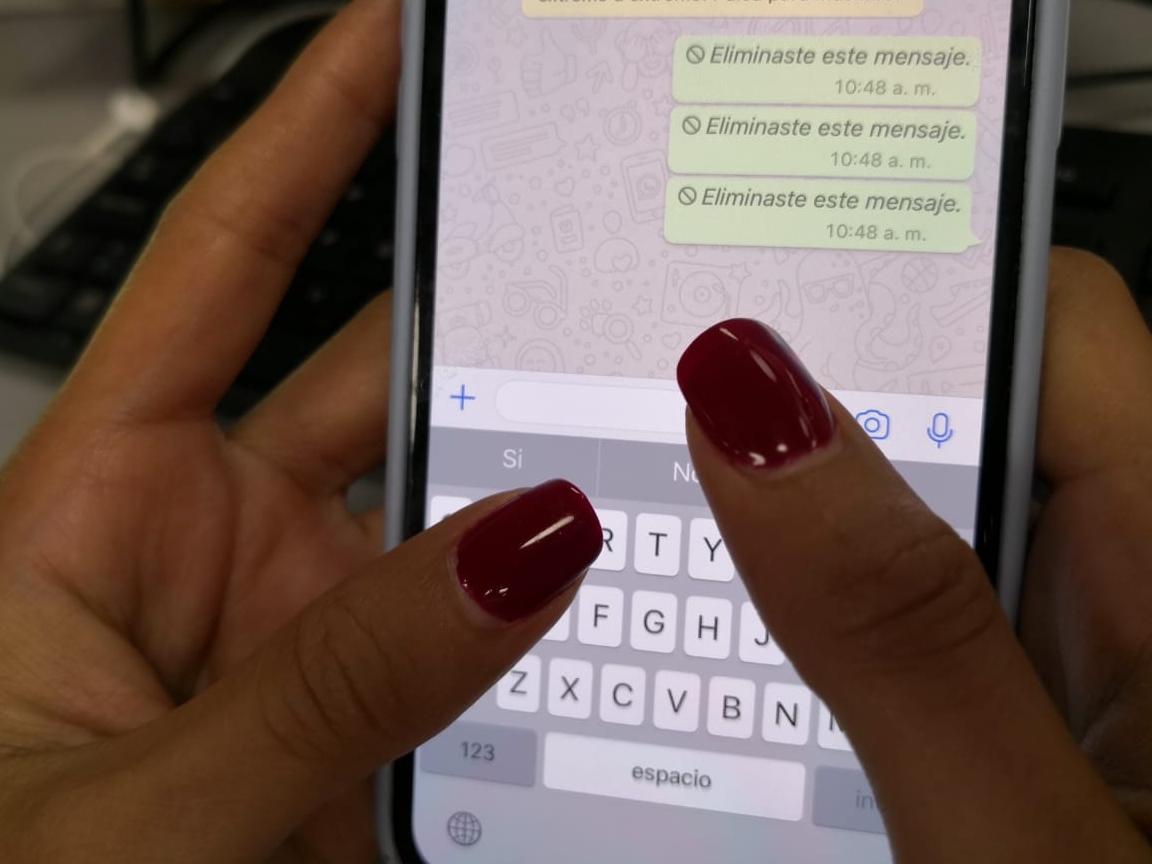 Así puede leer qué decía un mensaje eliminado en WhatsApp