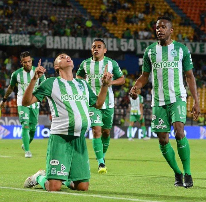 Atlético Nacional venció a Leones y se clasificó a la final de la Copa Águila