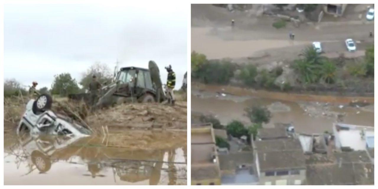 Al menos 12 muertos dejan inundaciones en España