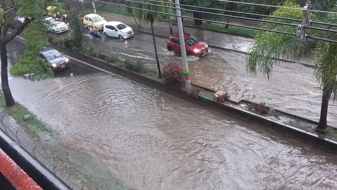 Temporada de lluvias podrían extenderse hasta finales de diciembre