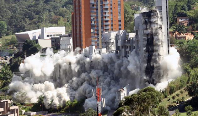 Hoy se cumplen cinco años de la tragedia del edificio Space