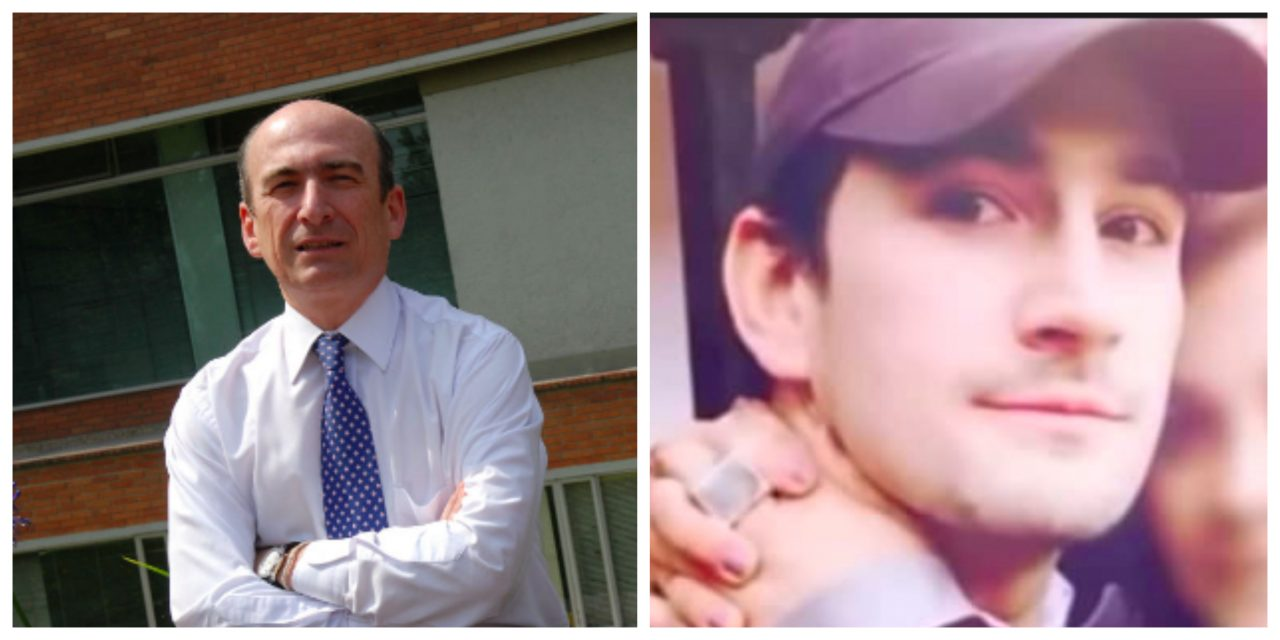 Jorge Enrique Pizano Y Su Hijo Fallecieron En 48 Horas