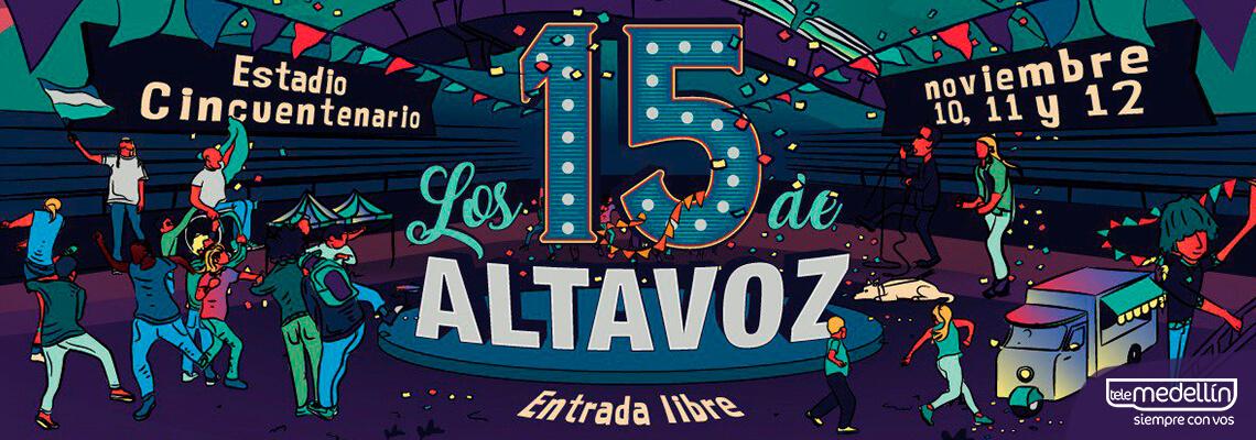 Altavoz Fest 2018