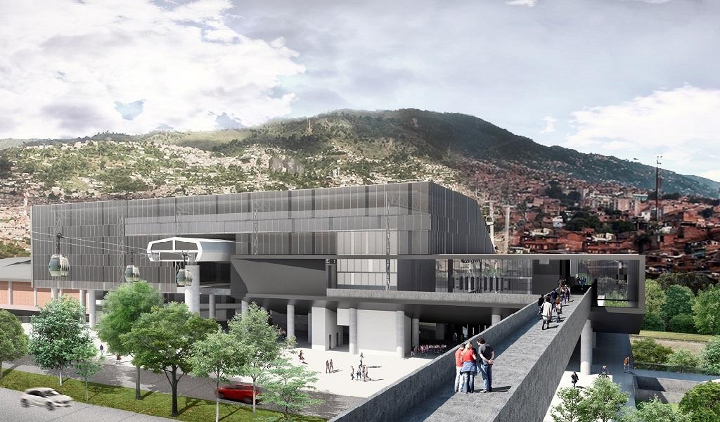 Alcaldía de Medellín pide otra vez recursos para Metrocable del Picacho