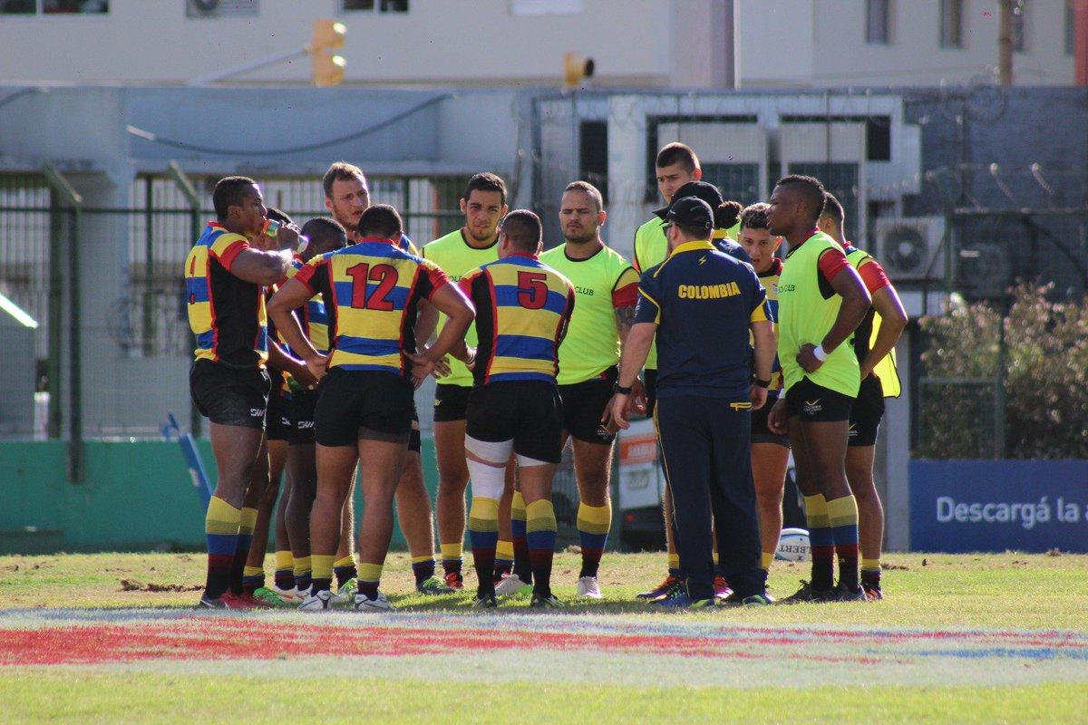 La Selección Colombia se prepara para el Circuito Suramericano de Rugby