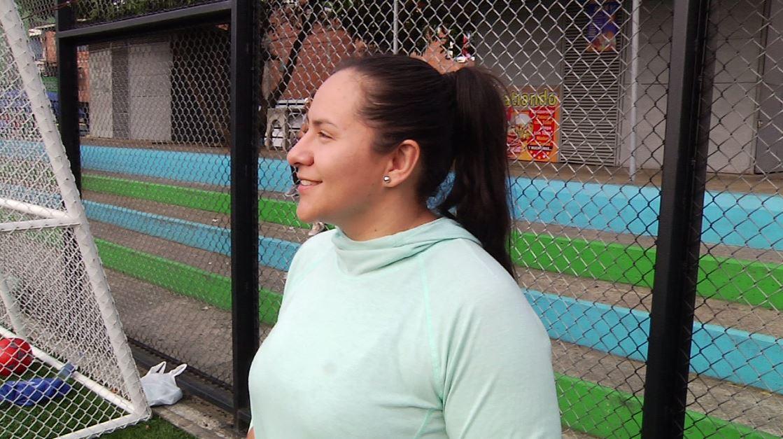 La antioqueña Alejandra Betancur es la mujer del rugby en Sudamérica