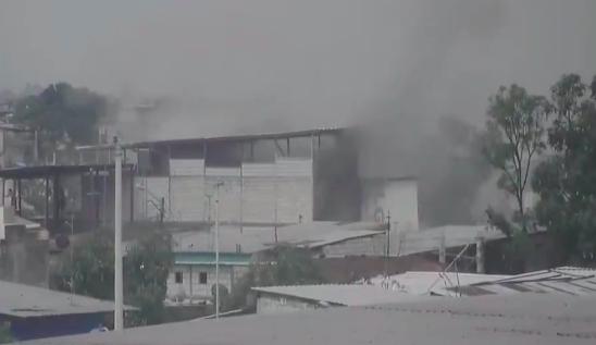 Incendio en clínica para adicciones en Ecuador deja 16 muertos