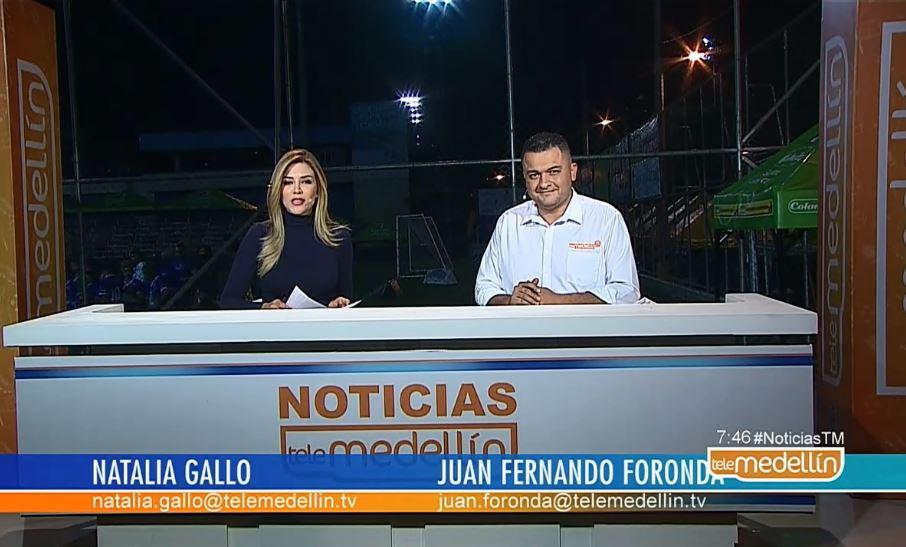 Noticias Telemedellín 9 de enero de 2019 emisión 7:30 p.m.