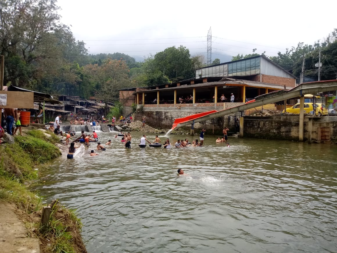 Promueven el cuidado de balnearios en el último puente de vacaciones