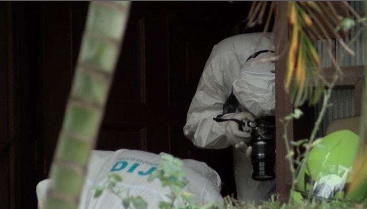 Autoridades investigan múltiple homicidio en el barrio San Javier