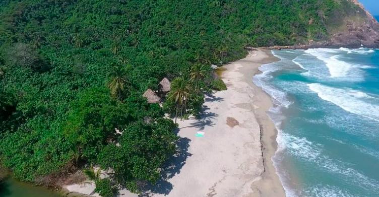 Identificados extranjeros que murieron ahogados en playas del Tayrona